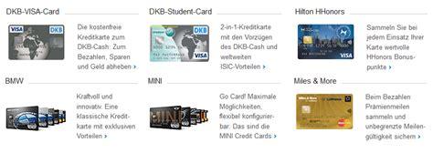 dkb bank kreditkarte  beantragen laden und sperren sie sie