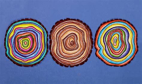 tree ring art crayolacom