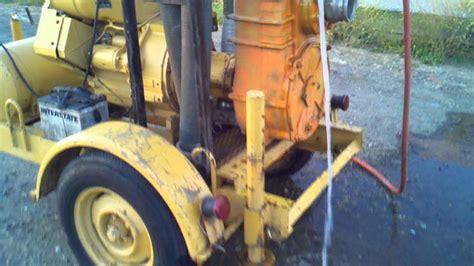 Deutz Peabody Barnes Crown Diesel Pump
