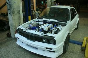 Bmw E30 M50 Turbo Engine Standard 470hp 550 T