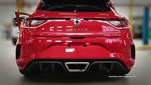 Megane Iv Rs : leaked 2019 new red renault megane rs youtube ~ Medecine-chirurgie-esthetiques.com Avis de Voitures