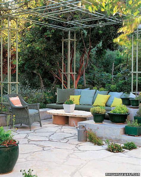 Creative Outdoor Spaces  Martha Stewart
