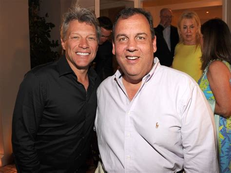 The Luxe Life Chris Christie With Little Help From