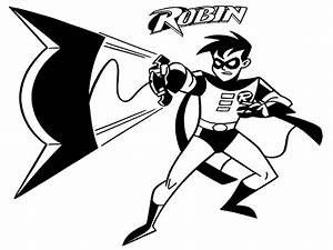 Batman Coloring Pages Printable | Realistic Coloring Pages