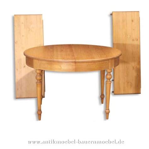 Runde Tische Ausziehbar by Est 17 R Esstisch Tisch Rund Ausziehbar Landhausstil
