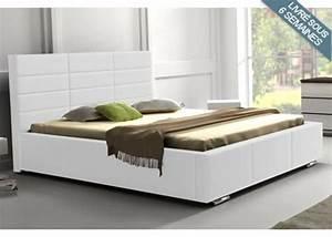 Lit Ikea 2 Personnes : lit 2 personnes ikea ~ Teatrodelosmanantiales.com Idées de Décoration