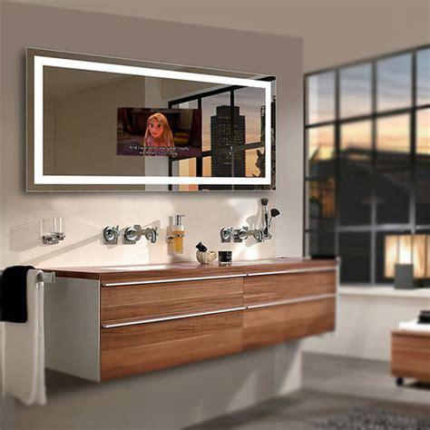 Custom Size Bathroom Mirror by Custom Size Magic Rectangle Shape Bathroom Led Light