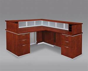 Reception Shaped Desk Wood Thediapercake Home Trend Fascinating L Shaped Desk Wood
