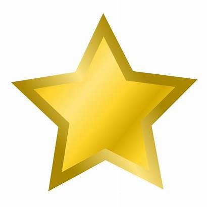 Star Clipart Gold Cartoon Yellow Clipartion