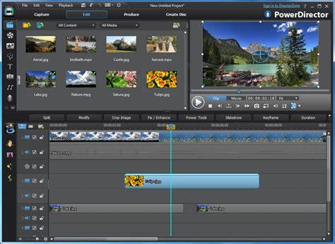 powerdirector dvd menu templates free cyberlink powerdirector 10 build 1005
