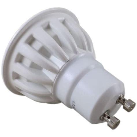deltech gu10 d636ww 6 watt dimmable gu10 led light bulb