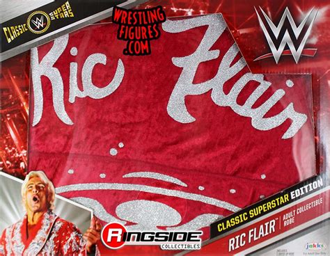 ric flair adult size wwe classic superstars collectible