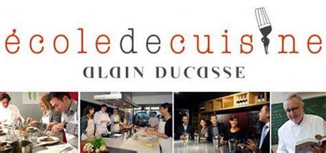 ecole de cuisine ducasse ecole de cuisine quot alain ducasse quot noblesse royautés