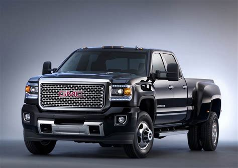 Gmc Sierra Hd 2015 Car Wallpaper