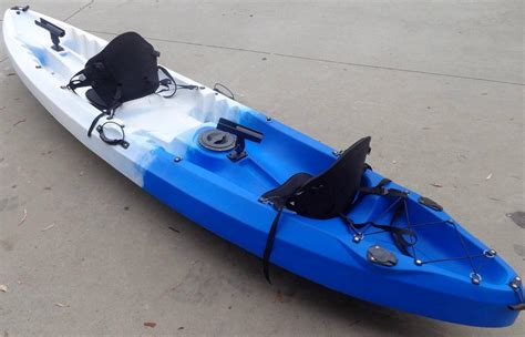 Canoes Bcf by Kayak Single Fishing Kayak Tandem 2 Two Seat Kayak