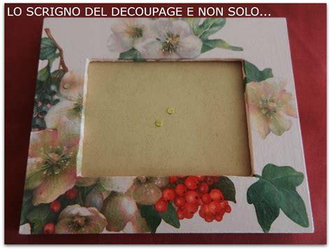 Cornici Legno Decoupage by Cornici Legno Per Decoupage