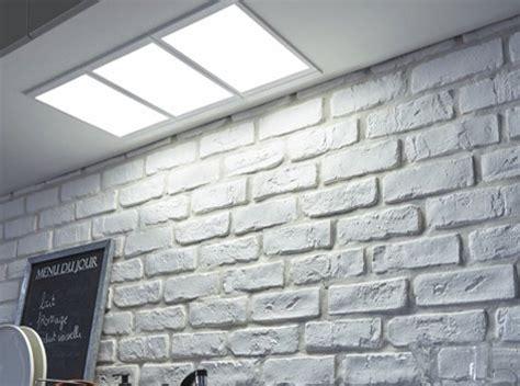 exemple de cuisine ouverte tout savoir sur l 39 éclairage dans la cuisine leroy merlin