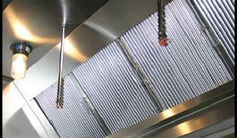 DIY Food Truck Exhaust Hood Cleaning