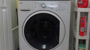 Kenmore He2 Front Loader Washer Complete Cycles  U0026 Dryer
