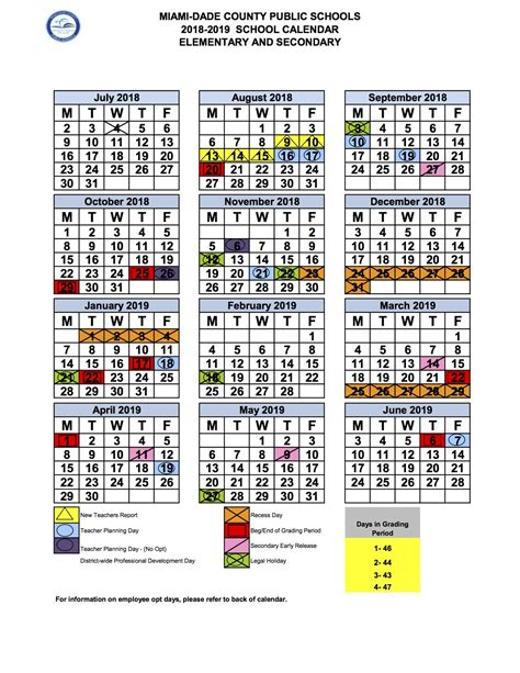 miami dade school calendar qualads