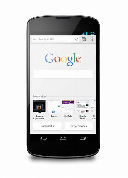 Chrome Android Beta Google Tab Application Homescreen