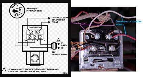 wiring    wire  honeywell  home