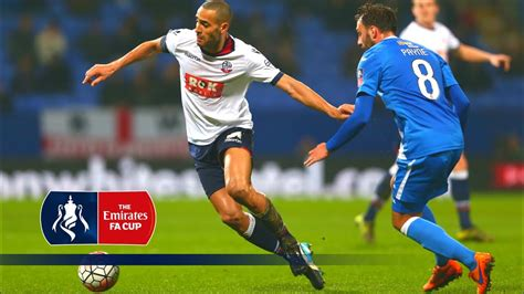 Bolton 3-2 Eastleigh (Replay) Emirates FA Cup 2015/16 (R3 ...