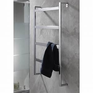 porte serviettes a fixer ulna leroy merlin With porte d entrée pvc avec radiateur salle de bain a eau