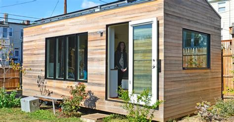 Dc's Famous Tiny Home Will Be Constructed In Deanwood By