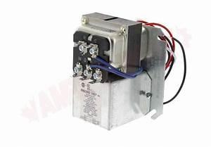 R8239d1007   Honeywell Fan Center  Relay Transformer  Dpst