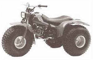 Honda Atc 125 90 Repair Manual 1985 And Earlier