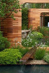 Garden Pond Design Ideas