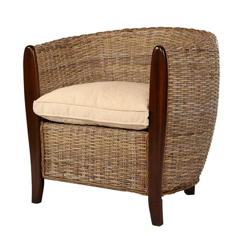 fauteuil cabriolet kubu acheter fauteuil cabriolet rotin design