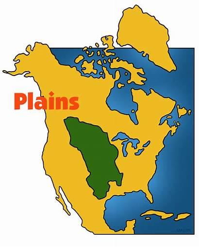 Plains Map Native Clip Americans Clipartmag Cliparts