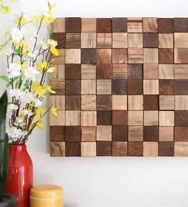 Ideen Aus Holz Selber Machen : wanddeko aus holz selber machen 32 kreative inspirationen ~ Lizthompson.info Haus und Dekorationen