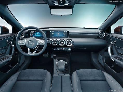 Gambar Mobil Mercedes A Class by Mercedes A Class L Sedan Interior Autonetmagz