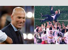 Zinedine Zidane Leaves Real Madrid After Third Champions