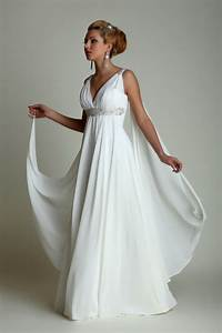 grecian style wedding dresses With grecian style wedding dress