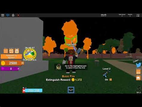 roblox fire fighter simulator codes doovi