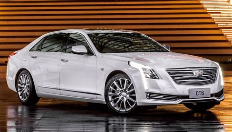 cadillac ct  lincoln continental americas newest