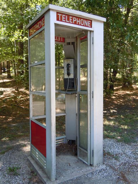 it s a s telephone booth retrospective