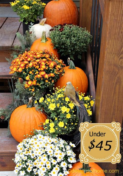 13 Diy Fall Porch Decor Ideas For The Upcoming Holiday Season