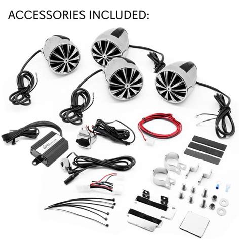 Lanzar Wire Harnes by Lanzar Optimc92 Opti Drive 1400 Watt Speaker System