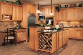 cherry cabinets kitchen beech rustic beech creek cabinet company 2142