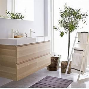 les 25 meilleures idees de la categorie vasque ikea sur With les styles de meubles anciens 9 salle de bain en bois marie claire maison