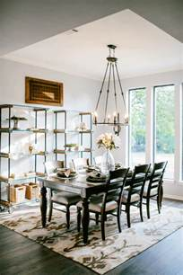 Dining Room Table Decorating Ideas For Fall by Favorite Fixer Upper Dining Rooms