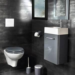 Modele De Wc : deco wc contemporain ~ Premium-room.com Idées de Décoration