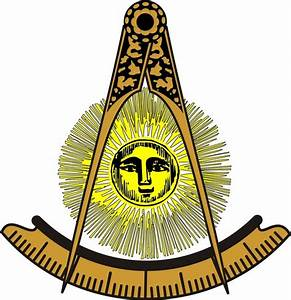 Masonic Past Masters Emblem by Alan Ammann
