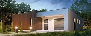 Edifici in legno x lam e tetti piani