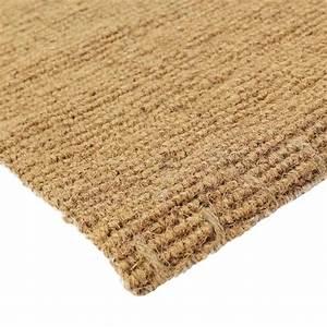 tapis en coco naturel 120x170cm kris tapis exotique pas With tapis en coco